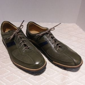⬇️Cole Haan Grand OS leather shoes-EUC